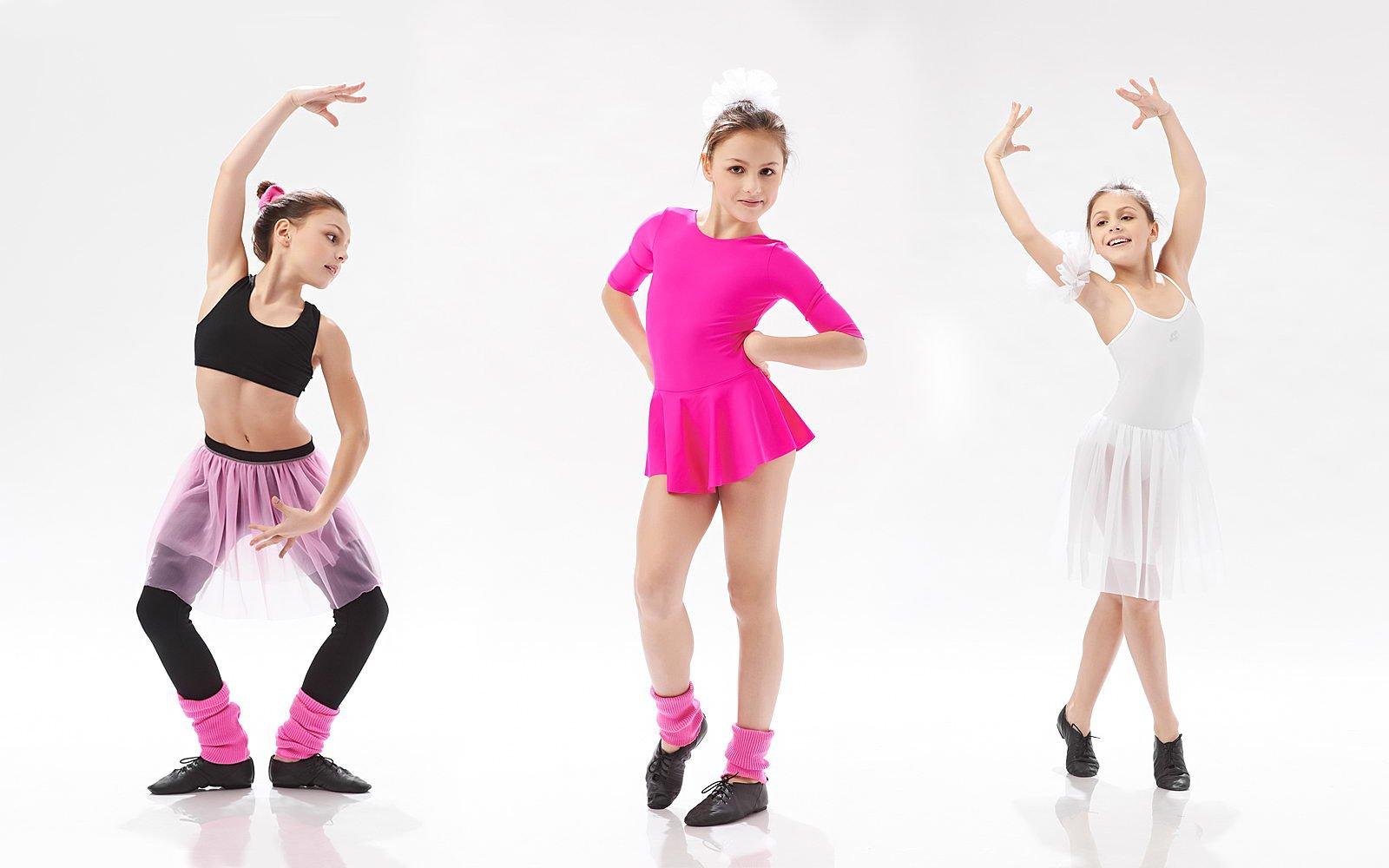 Какова роль детской одежды в изучении танцев
