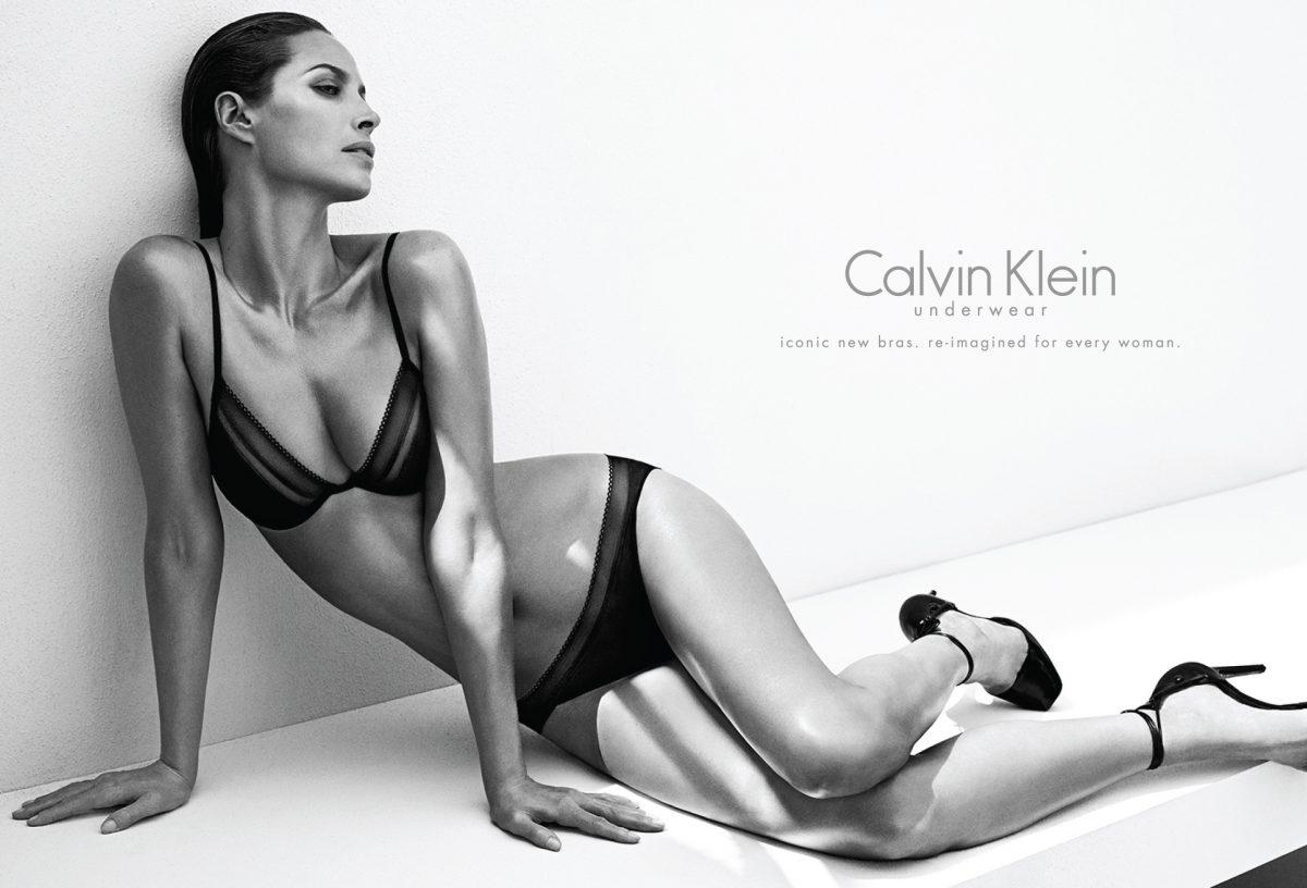Лучшее бельё для девушек – Calvin Klein
