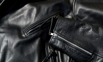 Как ухаживать за кожаной курткой?