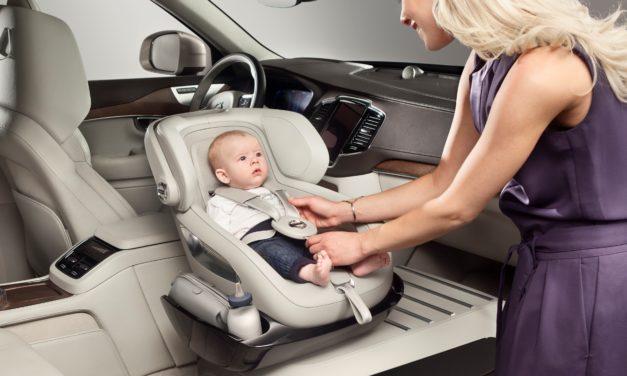 Покупая автокресло Вы проявляете заботу о маленьком пассажире